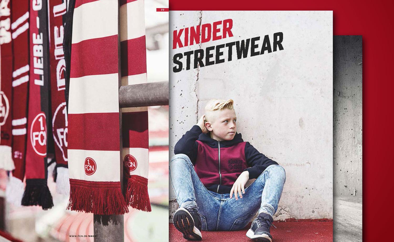 Streetwear Treue zum Club Kollektionen