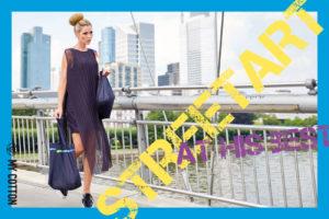 Streetart Streetstyle Fashionshooting Modeindustrie Trendsetter