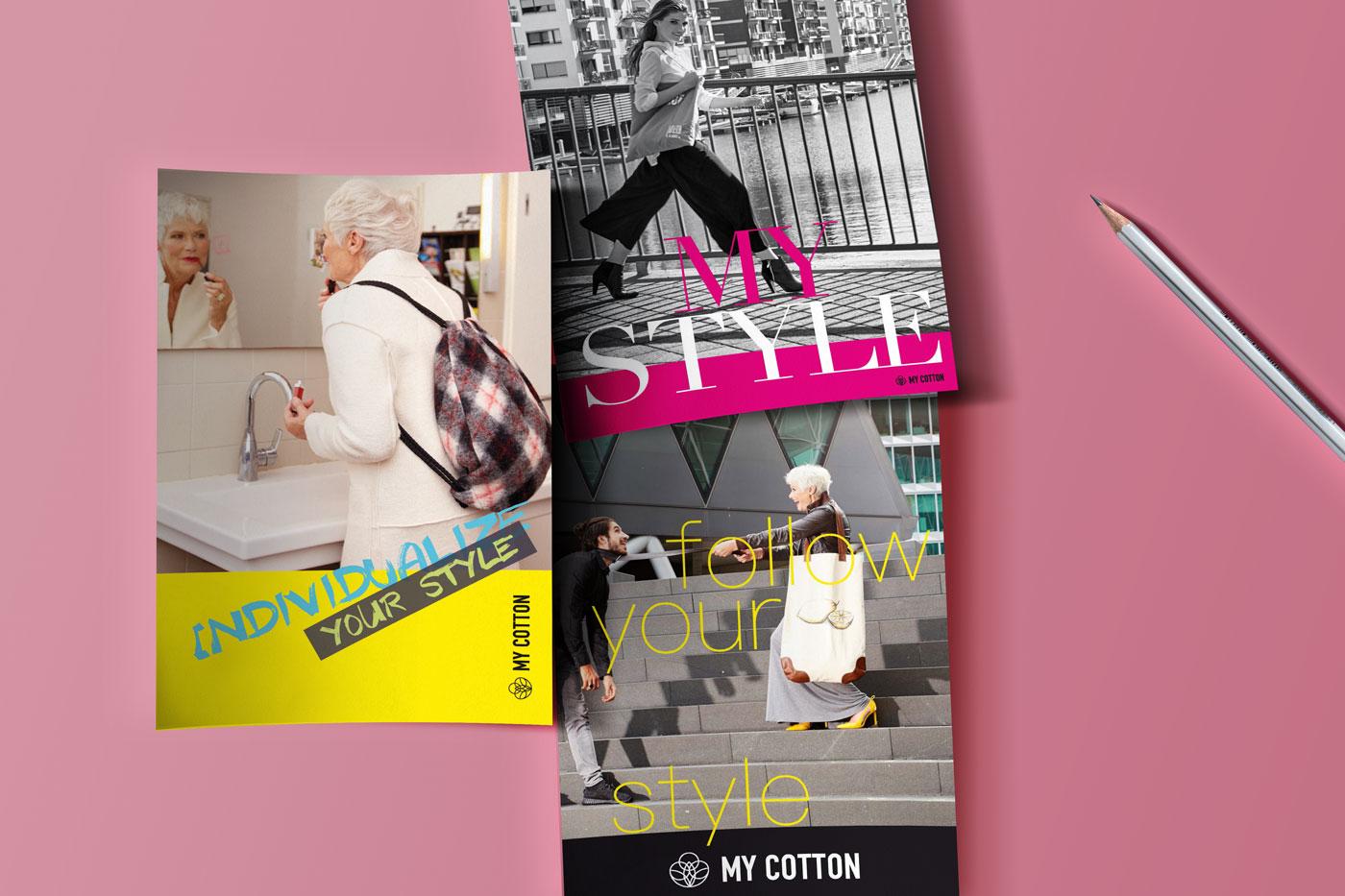 Werbeshooting Katalog Entwurf Vermarktung Marktnische
