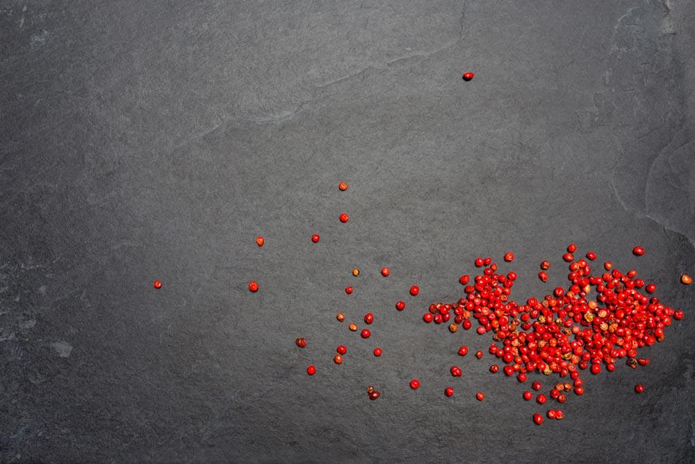 Foodfotografie Pixelbäcker Werbefotografie Gewürz Schiefer Design